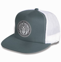 Roland Sands Design Racing Spirit Gray Trucker Hat