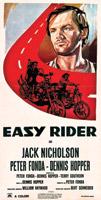 Easy Rider Jack Nicholson Poster