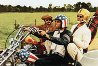 Easy Rider 3 Guys Poster