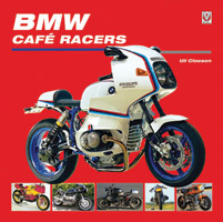 BMW Cafe Racers Book