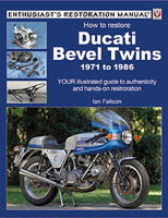 How to Restore Ducati Bevel Twins