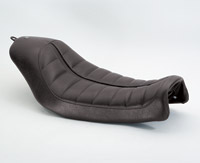 Roland Sands Design Black Enzo Solo Seat