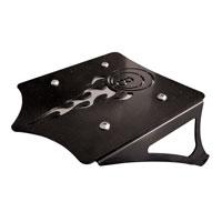 BDD Custom Black 8-Ball Luggage Rack for Solo Seats