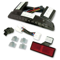 Milwaukee Twins LED Running Light/Brake Light Assembly