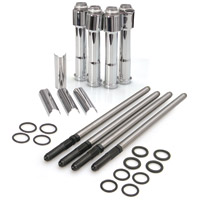 S&S Cycle Standard Adjustable Pushrod Complete Kit