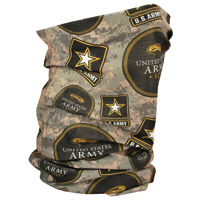 ZAN headgear Army Logo Motley Tube