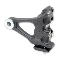Performance Machine Black Ops Rear 4-Piston Brake Caliper