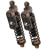 Progressive Suspension Suspension 970 Series 13.5″ Piggyback Shocks for Dyna