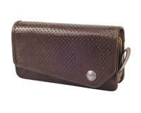 Roland Sands Design Maven Riders Tobacco Brown Wallet