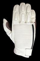 Roland Sands Design Dezel Sand Leather Gloves
