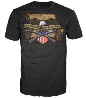 Lethal Threat Right to Bear Arms T-shirt
