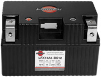 Shorai Xtreme-Rate LifePO4 LFX Standard Battery