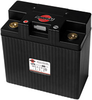 Shorai Xtreme-Rate LifePO4 LFX Battery
