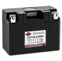 Shorai Xtreme-Rate LifePO4 LFX Standard Custom Fit Battery