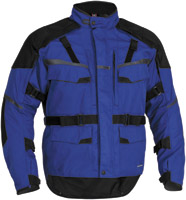 Firstgear Jaunt T2 Blue Jacket