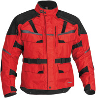 Firstgear Jaunt T2 Red Jacket