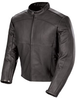 Joe Rocket Speedway Black/Black Leather Jacket