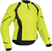 Firstgear Women's Mesh-Tex DayGlo Jacket