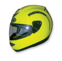 Reevu MSX1 Hi Viz Rear View Full Face Helmet