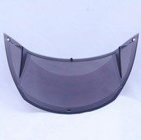 Reevu MSX1 Replacement Rear Silver Visor
