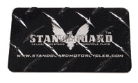 Stand Guard General Diamond Plate Kickstan