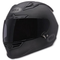 Bell Star Carbon Matte Black Full Face Helmet