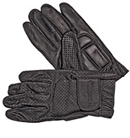 Milwaukee Motorcycle Clothing Co. Men's Perforated Leather Riding Gloves