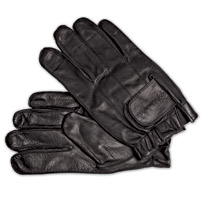 Carroll Leather Men's Gel Palm Gloves