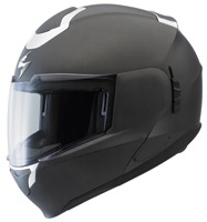 Scorpion EXO-900 Matte Black Transformer Helmet