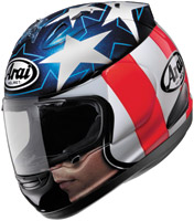 Arai Corsair V Nicky GP Limited Edition Full Face Helmet