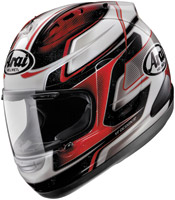 Arai Corsair V Dani 3 Red Full Face Helmet