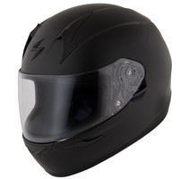 Scorpion EXO-R410 Matte Black Full Face Helmet
