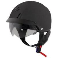 Scorpion EXO-C110 Matte Black Half Helmet