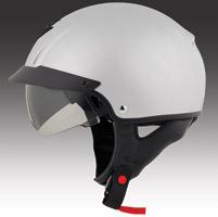 Scorpion EXO-C110 Hyper Silver Half Helmet