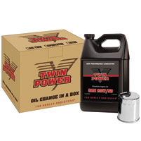 Twin Power Quick-Change Oil Kit For Twin Cam