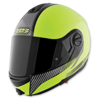 Speed and Strength SS1700 Lock and Load Hi-Viz Modular Helmet