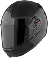 Speed and Strength Gloss Black Solid Speed SS1700 Helmet