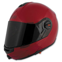 Speed and Strength SS1700 Solid Speed Wineberry Modular Helmet