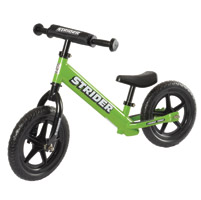Strider Sports International Inc. Green ST-4 No-Pedal Bike