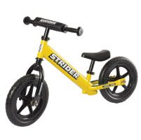 Strider Sports International Inc. Yellow ST-4 No-Pedal Bike