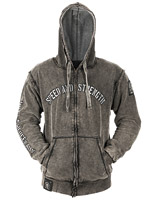 Speed and Strength Moto Mercenary Armored Hoody