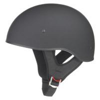GMAX GM65 Naked Flat Black Half Helmet