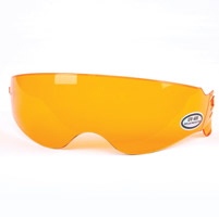 GMAX GM65 Hi-Def Amber Replacement Shield