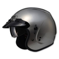 GMAX GM32 Open Face Titanium Helmet