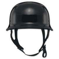 FLY 9MM Gloss Black Helmet