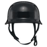 FLY 9MM Gloss Black Helmet
