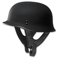 FLY 9MM Flat Black Helmet