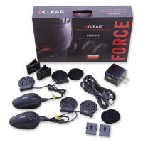 UClear HBC200 Dual Force Helmet Intercom System