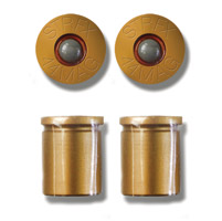 Street FX .44 Mag Novelty Valve Stem Caps