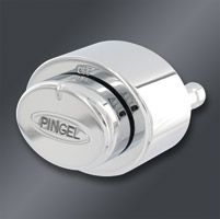 Pingel 5/16″ Chrome Chopper Valve